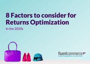 8 factors for returns optimization