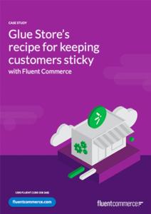 Glue Store Case Study cover